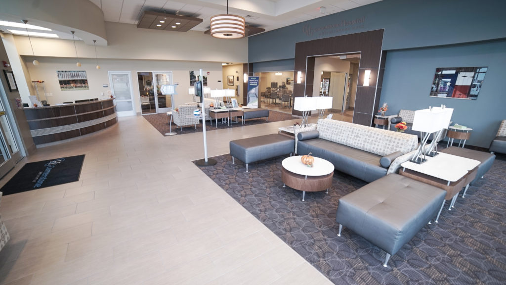 Take a look inside Cornerstone Specialty Hospitals Round Rock