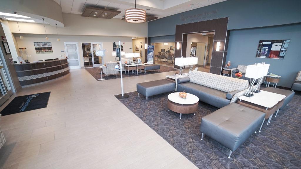Take a look inside Cornerstone Specialty Hospitals Austin