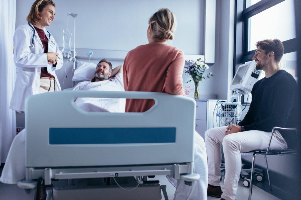 Take a look inside Cornerstone Specialty Hospitals Little Rock