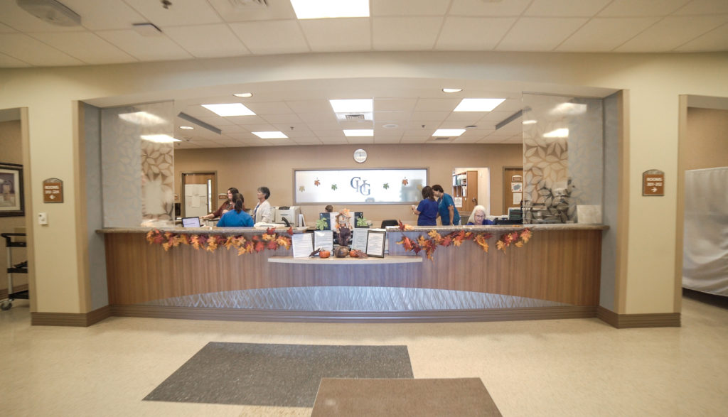 Take a look inside Cornerstone Specialty Hospitals Broken Arrow
