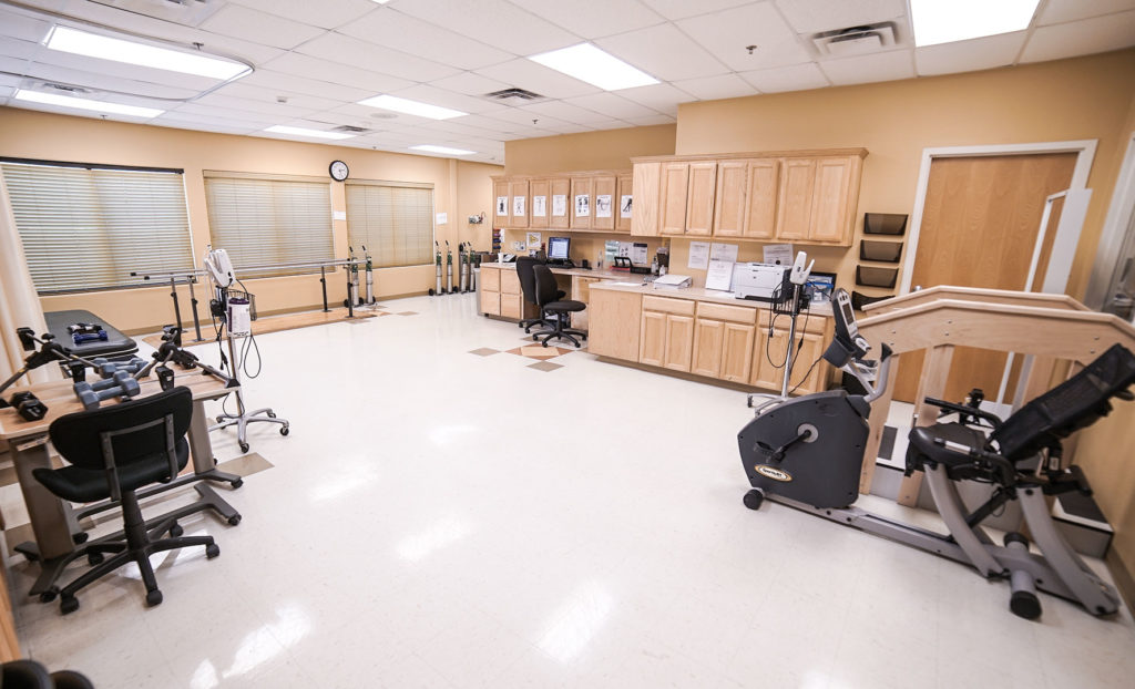 Take a look inside Solara Specialty Hospitals Harlingen